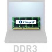 Memorie Laptop Integral 4GB DDR3 1066MHz CL7 R2