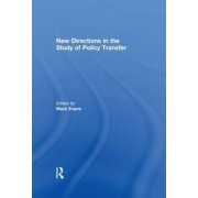 New Directions in the Study of Policy Transfer by Mark Evans