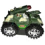 Kritigya Enterprises Battle Tank With Lights