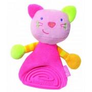 Babyfehn Grabber Cat with Soft Teether
