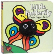 Little Butterfly Finger Puppet Book by Image Books
