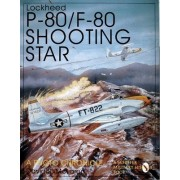 Lockheed P-80/F-80 Shooting Star by David R. McLaren