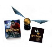 Harry Potter Golden Snitch Sticker Kit [With Book of Stickers and Ball with Stand]