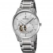 Reloj Festina F6845/1-Plateado con Blanco