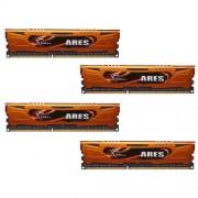 G.Skill 32GB PC3-12800 Kit 32GB DDR3 1600MHz memoria