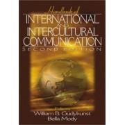Handbook of International and Intercultural Communication by William B. Gudykunst