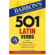 501 Latin Verbs by Richard E. Prior