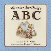 Winnie-the-Pooh ABC by Michael Kirby