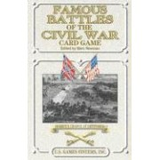 Famous Battles of the Civil War Card Game: Pickett's Charge at Gettysburg (Civil War Series)
