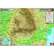 Harta Romania 120x160.