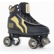 Rolschaatsen Rio Roller Varsity Zwart/Goud
