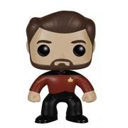 Funko - Pop! Tv: Star Trek Next Gen - Will Riker Figura