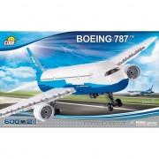 Boeing 787 vliegtuig bouwset