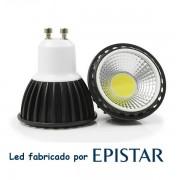 Bombilla con led Epistar Spotlight cob 5 w 220v Luz NATURAL 350lm 60g