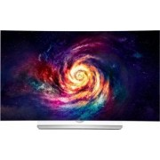 Televizor OLED 165 cm LG 65EF950V UHD 3D Smart Tv Ochelari inclusi Bonus Subwoofer LG SWH1 Negru