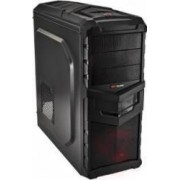Carcasa Tacens Mars Gaming MC4 fara sursa USB 3.0 Neagra