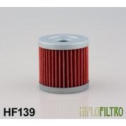 HifloFiltro filtro moto HF139
