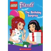 Lego Friends: The Birthday Surprise (Chapter Book #4) by Tracey West