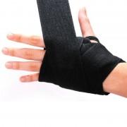 1 Pair Boxing Gloves Handwraps Bandage Punching Hand Wrap Boxing Training Gloves