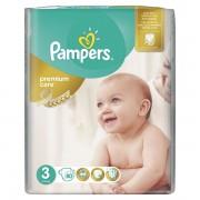 Scutece Pampers premium care 3 jumbo pack 80 buc pentru 5-9 kg