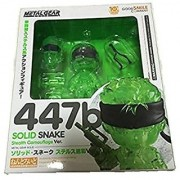 Good Smile Company Nendoroid Solid Snake Stealth Camouflage Ver