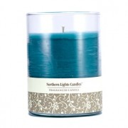 Fragranced Candle - Ocean Breeze 4.5 inch Парфțмирана Свещ - Ocean Breeze