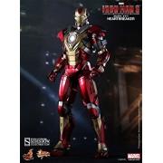 "Hot Toys Marvel Iron Man 3 Heartbreaker Mark 17 XVII 1/6 Scale 12"" Figure MISB by Hot Toys"