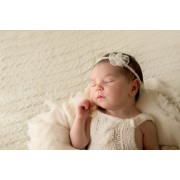 Cheapest Baby Romper Newborn in soft mohair Newborn photography props