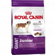 2 x 15 kg Royal Canin Giant Junior kutyatáp