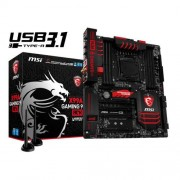 MSI X99A Gaming 9 ACK Carte mère Intel ATX Socket 2011-3