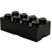 LEGO Storage Brick 8 Black