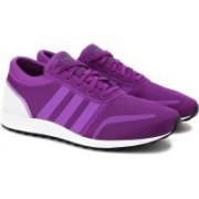 Adidas Originals LOS ANGELES W Sneakers(Purple)