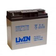 Bateria de gel PURO 12 voltios 17 amperios LEVG17-12 (181 X 77 X 167 mm)