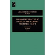 Econometric Analysis of Financial and Economic Time Series by Thomas B. Fomby