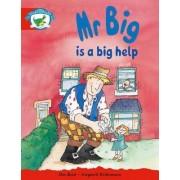 Literacy Edition Storyworlds Stage 1, Fantasy World, Mr Big is a Big Help