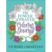 The Power of Prayer Coloring Journal by Stormie Omartian