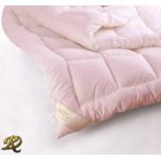 Памучна олекотена завивка Розово