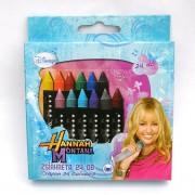 Hannah Montana zsírkréta - 24 darabos