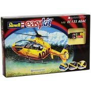 Revell Eurocopter EC 135 ADAC 1:72 Assembly kit Rotorcraft - maquetas de aeronaves (1:72, Assembly kit, Rotorcraft, EC 135 ADAC, Passenger aircraft, Multicolor)