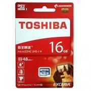 Toshiba Exceria M301 16GB Class10 48MB/s Memory Card