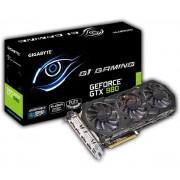 GV-N980G1 GAMING-4GD - GeForce GTX 980 4 Go 4096 Mo Dual DVI/HDMI/Tri DisplayPort - PCI Express (NVIDIA GeForce avec CUDA GTX 980)