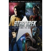 Star Trek - Countdown to Darkness Movie Prequel (Art Cover) by Mike Johnson