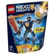 LEGO 70362 LEGO Nexo Knights Clay i Stridsutrustning