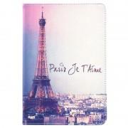 Capa em Pele Folio para iPad Mini, iPad Mini 2 e iPad Mini 3 - Paris