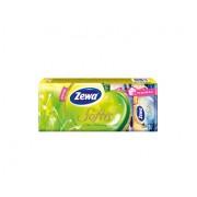 Носни кърпички Zewa Softis Clear Morning 4пл 10бр