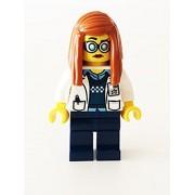 Lego Minifigure Professor Christina Hydron (70165)