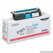 XEROX Cartridge for Phaser 6120N/ 6115MFP/D, cyan, High-capacity (113R00693)
