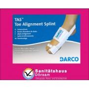 Darco TAS Hallux Valgus Zehenschiene / Toe Alignment Splint
