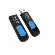 Memorie USB ADATA UV128 64GB USB 3.0 negru / albastru