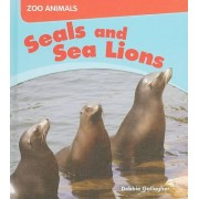 Us Myl Zooa Seals and Sea Lions by Marshall Cavendish